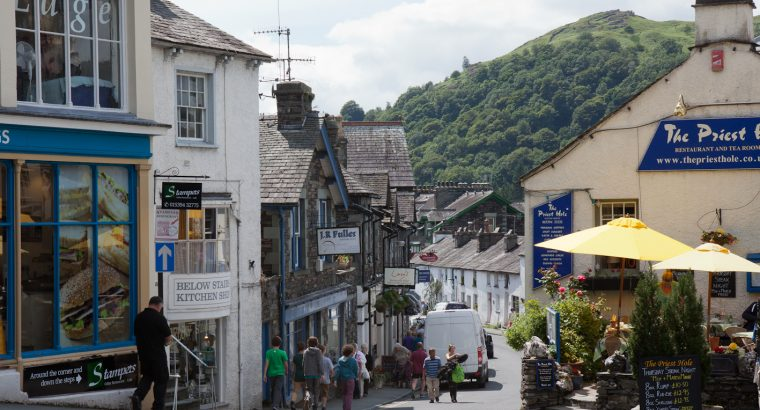 Ancient Felons Band meets in Ambleside