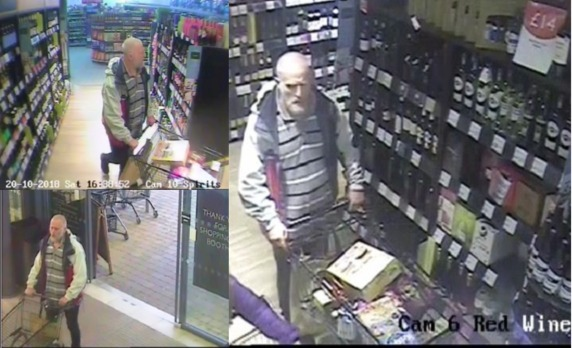 Police release CCTV footage as part of Milnthorpe shoplifting investigation
