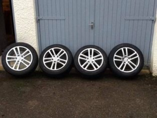 Vw Touareg Wheels and Alloys