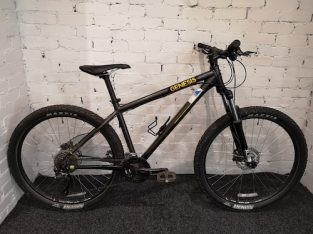 Ex hire Genesis Core 10 MTBs for sale. 4 sizes.