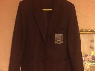 Queen Katherine School, Kendal girls blazer
