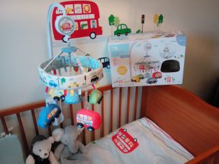 Mothercare On the Road cot mobile