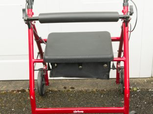 Second-hand rollator for sale